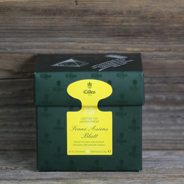 Tee Sonne Asiens