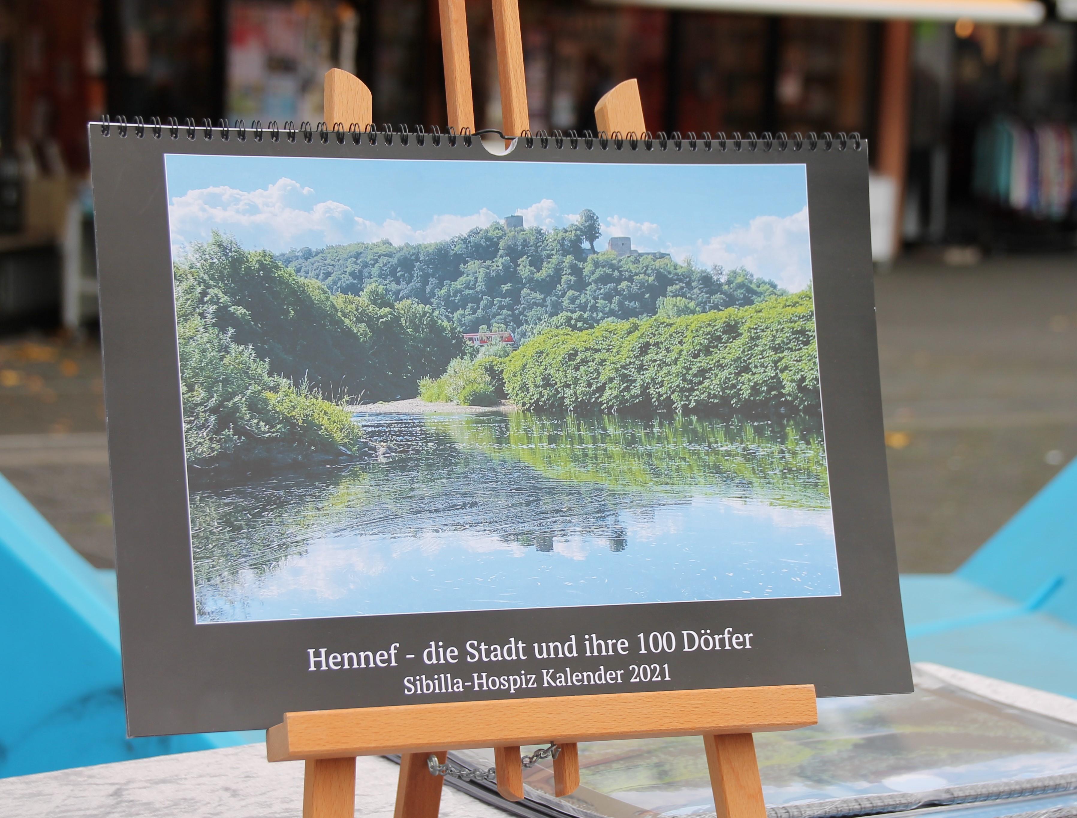 Ein Fotokalender so facettenreich wie die Stadt Hennef selber