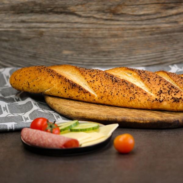 Baguette Salt & Pepper zum Fertigbacken