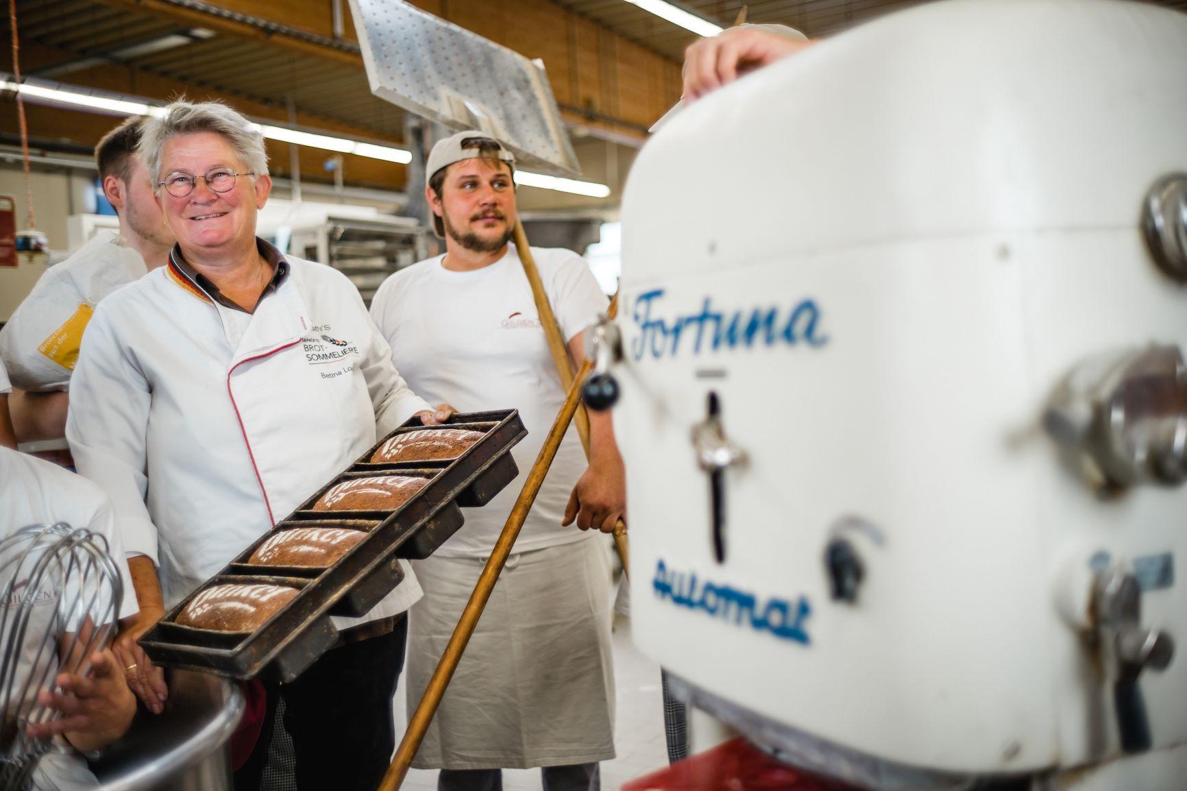 Ein Gespräch mit unserer Brot-Sommelière Betina Louis