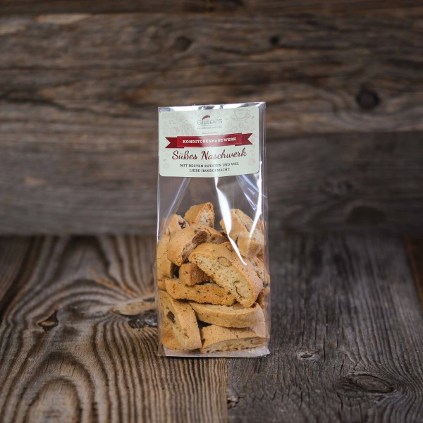Cantuccini verpackt
