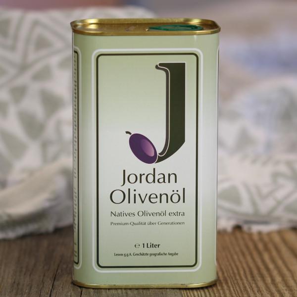 Jordan Olivenöl Dose 1Liter