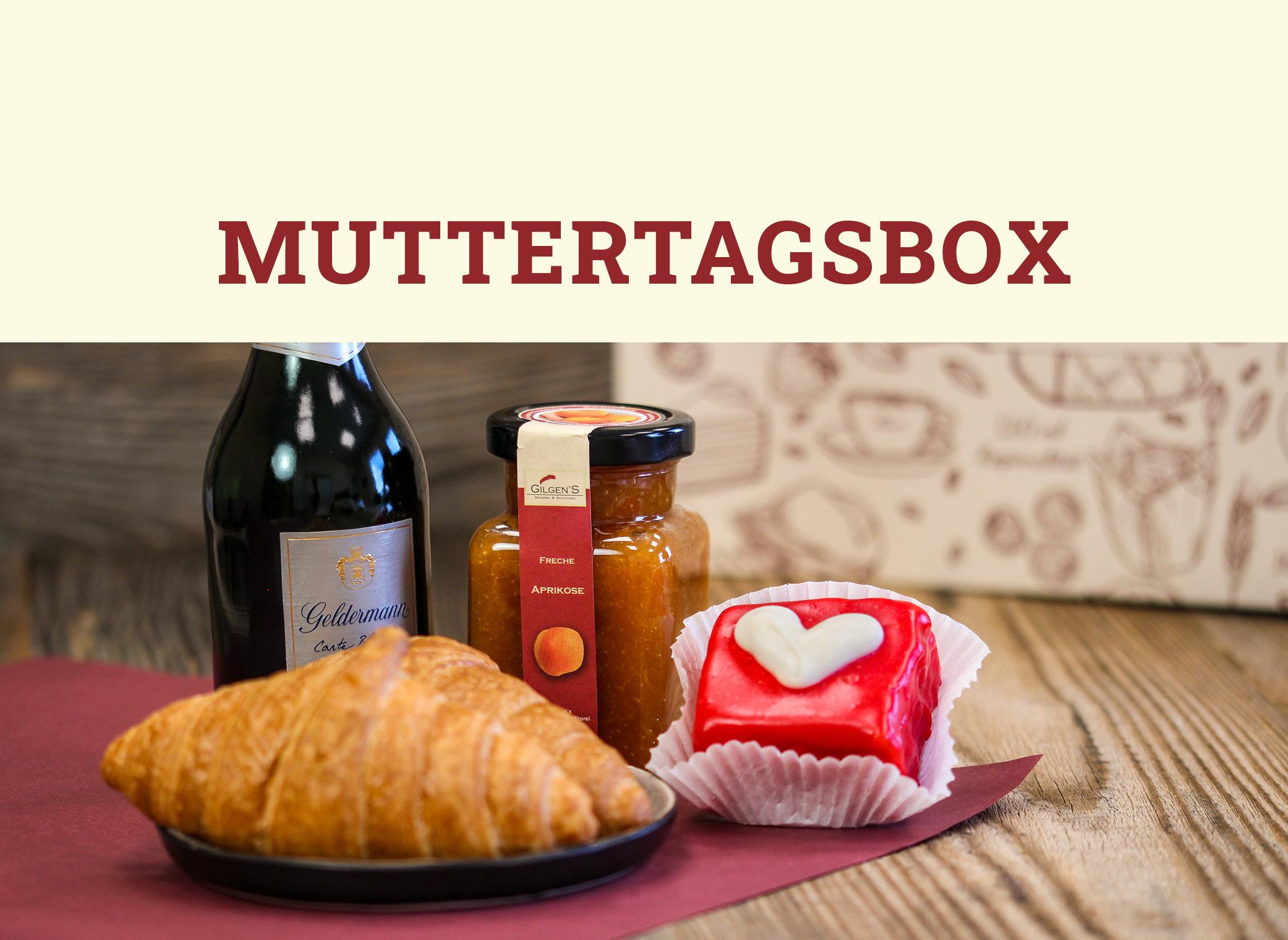 Genussboxen zum Muttertag
