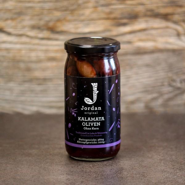 Jordan Original - Kalamata Oliven ohne Kern