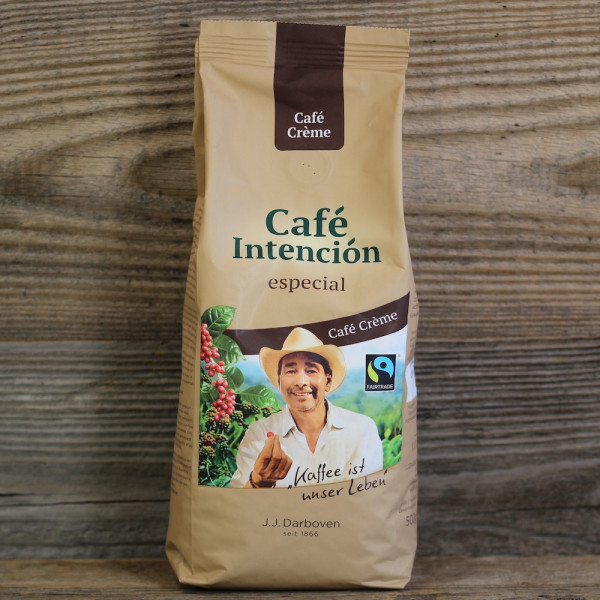 Kaffee Intencion Cafe Creme